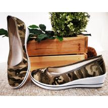 Belebújós női utcai cipő %