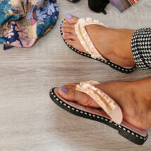 Lábujjas női papucs %