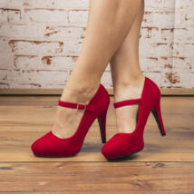 Női alkalmi magassarkú cipő %