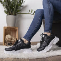 Platform női sportcipő