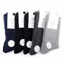 Férfi gyapjú zokni csomag (5pár)