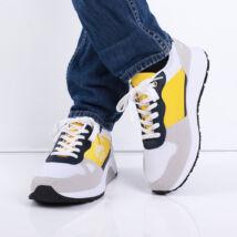 Férfi fehér sportos utcai cipő