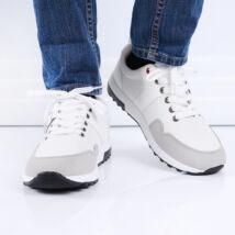Férfi fehér sportcipő
