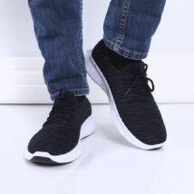 Férfi sötétkék sportcipő