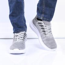 Férfi szürke sportcipő