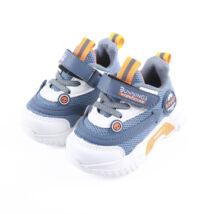 Kisfiú kék sportcipő tépőzárral