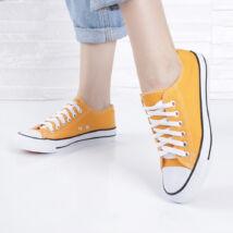 Vászon női tornacipő