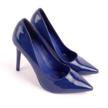 Lakk magassarkú cipő
