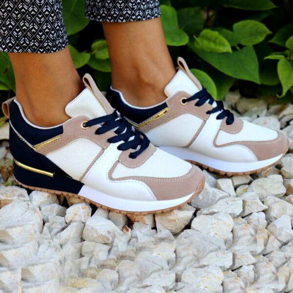 Női divatos sportcipő