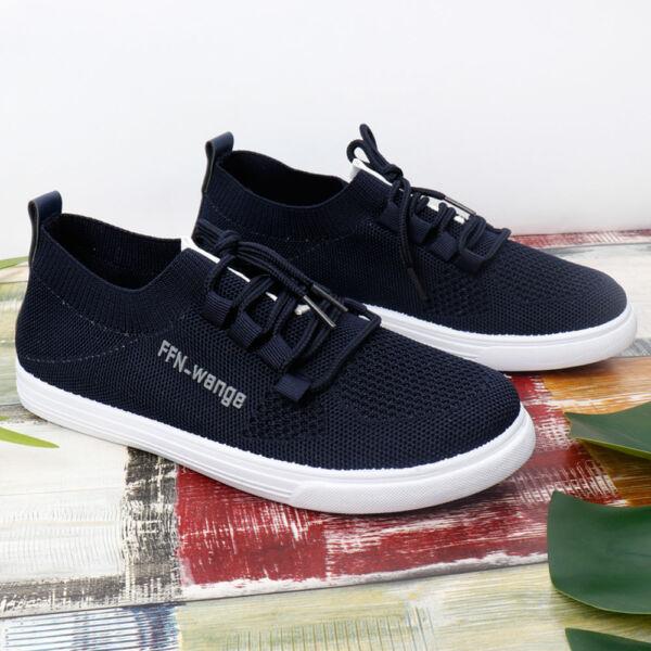 Platformos női cipő %