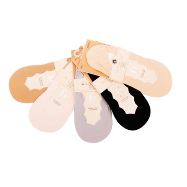 Csipke balerina zokni
